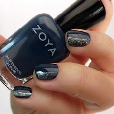 We are ready for the weekend with #ZoyaNailPolish in Natty and a swipe of Cassedy