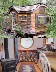gypsy tiny houses | Small but Beautiful: Showcase of Tiny Houses | WebEcoist
