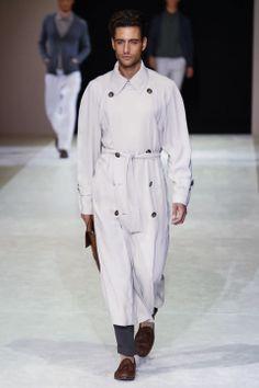 Milan Menswear S/S 2015  Giorgio Armani