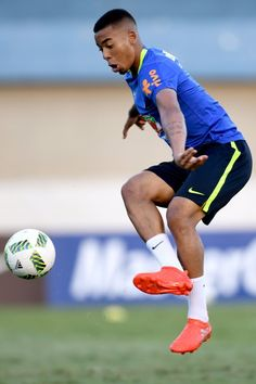 Gabriel Jesus: All you need to know about Manchester City capture from Brazil dubbed the new Neymar