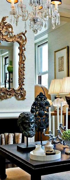 Luxury interiors   The House of Beccaria~