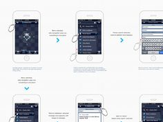 mobile iphone wireframe