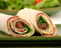 wraps saveur bacon