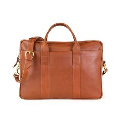 The Commuter Briefcase by Frank Clegg