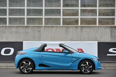 """PHOTO 59: Car: HONDA: S660:  HONDA S660 関連フォトギャラリー - Autoblog 日本版 HONDA S660 related Photo Gallery - Autoblog Japan Edition (http://jp.autoblog.com/photos/honda-s660-0/) HONDA S660 Prototype has been unveiled to the media in the before a commercial version formal announcement. There are 3 types, α, β, and Modulo (β-based version equipped with optional parts). Please watch the photography from Japan Web media """"Autoblog Japan Edition"""". There are also available large size photos by click red…"""