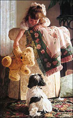 Puppy Love ~ Jean Monti