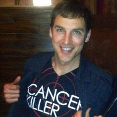Chris Beat Cancer website - My name is Chris Wark. I was diagnosed with stage 3 colon cancer in 2003, at 26 years old. I had surgery, but refused chemo. Instead I used nutrition and natural therapies to heal myself. By the grace of God, I'm alive and kicking, and cancer-free!