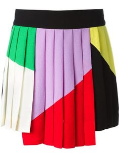 Shop Fausto Puglisi pleated printed skirt in Julian Fashion from the world's best independent boutiques at farfetch.com. Over 1000 designers from 60 boutiques in one website.