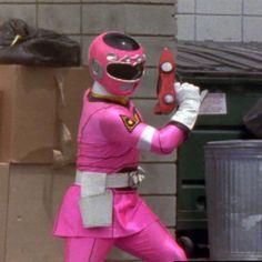 Pink Turbo Ranger The pink turbo Power Rangers Turbo, Power Rengers, Pink White, Yellow, Female Hero, Mighty Morphin Power Rangers, Galleries, Racing, Fan Art
