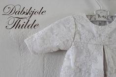 LaRaLiL: Dåbskjole Thilde