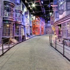 Harry Potter Fans Invited to Tour Diagon Alley on Google Street View