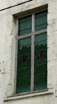 French Windows, Garage Doors, Outdoor Decor, Round Tower, Coffer, 16th Century, Carriage Doors