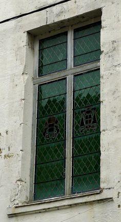 French Windows, Garage Doors, Outdoor Decor, Round Tower, 16th Century, Carriage Doors