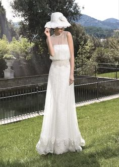 Atemporales   Vestidos de novia Barcelona – Inmaculada García