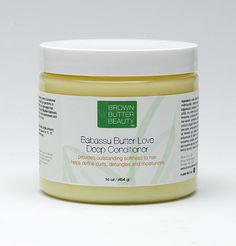 Babassu Cream Deep Conditioner