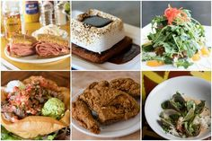 Local restaurants in Green Hills including Noshville, Goozy Dessert Bar & Cafe, Green Hills Grille, Arnold's Country Kitchen and Firefly Grille. #Nashville #MusicCity