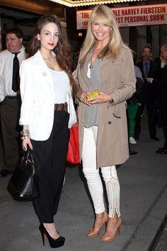 Christie Brinkley - Best Dressed – Celebrity Style & Photos (houseandgarden.co.uk)