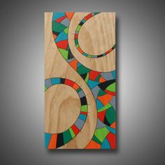 Solitary Confinement: Original abstract modern art on pine - Wood burned - Pyrography - Prismacolor pencil - x By Mud Horse Art on Etsy Diy Wall Art, Wood Wall Art, Art Africain, Art Original, Art Moderne, Panel Art, Mural Art, Mosaic Art, Abstract Art