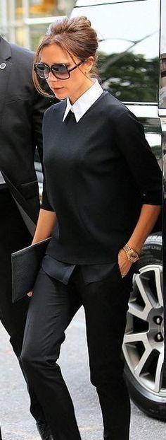 A calça pretas é uma das peças de roupa que nunca nos deixará ficar mal,deve obrigatoriamente constar no guarda roupa de toda a mulher!! ...
