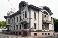 """http://en.wikipedia.org/wiki/Mindovsky_HouseThe Embassy of New Zealand in Moscow is the diplomatic mission of New Zealand in the Russian Federation. It is located at 44 Povarskaya Street (Russian: Поварская ул., 44) in the Arbat district of Moscow.[1]  """"The mission is housed in Mindovsky House, an example of Art Nouveau architecture, designed by Lev Kekushev[2] and built by the Moscow Trading-and-Construction Joint Stock Company in 1903."""" (wikipédia)"""