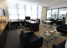 Tewes Design - NYC Executive Office
