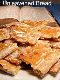 Baking unleavened bread is a great activity to help your family learn the differences between leavened and unleavened bread. Perfect Unleavened Bread Recipe