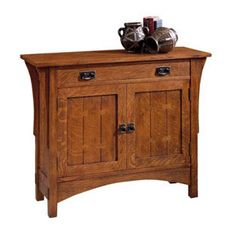 Mission Two-Door Console by Stickley. {or almost any other piece of their furniture}