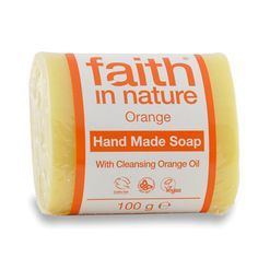 The refreshing blend of orange oil is deep cleansing and deliciously fragrant. The original vegetable soap from Faith in Nature, this deep cleansing orange. Natural Showers, Zebra Print Nails, Natural Body Wash, Vegan Society, Orange Essential Oil, Orange Oil, Soap Making, Biodegradable Products, Body Care