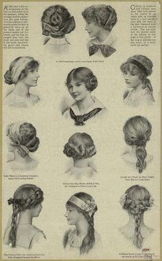 australian colonial women's hairstyles - Google Search
