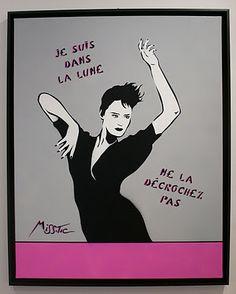 [Paris Tonkar magazine] #graffiti #streetart #urban #lifestyle: Exposition de Miss.Tic