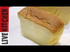 Super Aφράτο Κεικ!! Cotton sponge Cake - Fluffy Cake - Easy Sponge Vanilla cake | Live Kitchen - YouTube Sponge Cake, Kitchen Living, Cornbread, Vanilla Cake, Recipies, Sweet Home, Cooking, Ethnic Recipes, Easy