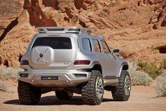 Meet the #Mercedes-Benz #G-Class #Ener-G-Force #2025 #Concept - future G #wagon