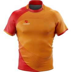 UK Manufactured Rugby Shirts from Scorpion Sports available in any colour or design within 2 weeks.