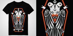 """Love Keeper"" t-shirt design by Barbar Monkey"