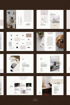 Design Blog, Layout Design, Logo Design, Design Ideas, Menu Template, Mockup Templates, Websites Like Etsy, Branding, Press Kit