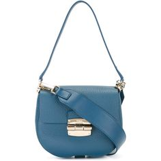 Furla small shoulder bag (464 CAD) ❤ liked on Polyvore featuring bags, handbags and shoulder bags