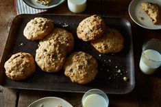 Recipes -cookies & bars on Pinterest | Chocolate Chip Cookies, Cookies ...
