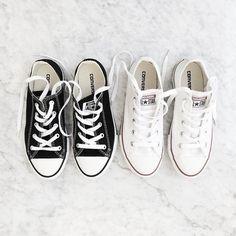 black-cute-fashion-girly converse