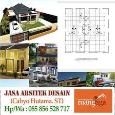 harga jasa desain denah rumah - desain minimalis
