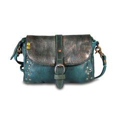 4a517b5fe22d1  Desiderius  Mons Cami  vintage  Leder  Schultertasche