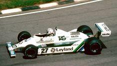 1980 Alan Jones, Albilad Wiliams Racing Team, Williams FW07B Ford Cosworth DFV 3.0 V8