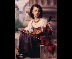 Francois Alfred Delobbe (1835-1920) ✽ Tchaikovsky - Valse Sentimentale (...
