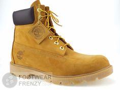"Mens 18094 Timberland 6"" Premium Boots.  £89.99"