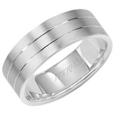 Shop ArtCarved in High Point, NC. ArtCarved since With one of the largest selections of engagement rings and wedding bands. Mens Wedding Rings Platinum, White Gold Wedding Rings, Wedding Bands For Him, Wedding Men, Light Wedding, Wedding Ideas, Love And Light, Bridal Jewelry, Rings For Men