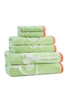 Kassatex  Jungle Hand Towel -  - No Size