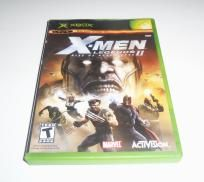 X-Men Legends II Rise of the Apocalypse Xbox Game! Free Shipping!