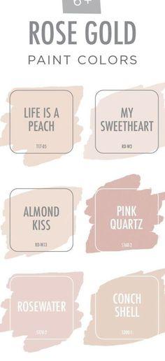 Peach Paint Colors, Blush Pink Paint, Beige Paint, Pastel Colors, Behr Paint Colors, Bedroom Paint Colors, Paint Colors For Home, House Colors, Beige Color Palette
