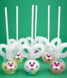 Easter Cake Pops<3