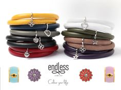 Endless range of colours... Great for all year round! #colouryourlife www.bevjewelers.com