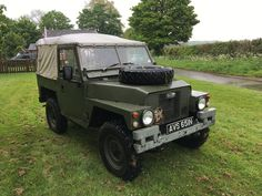 1975 LAND ROVER  LIGHT WEIGHT AIR PORTABLE TAX EXEMPT in Cars, Motorcycles & Vehicles, Classic Cars, Land Rover | eBay